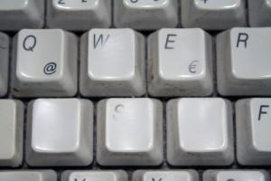Meine Gaming Tastatur, ein Original